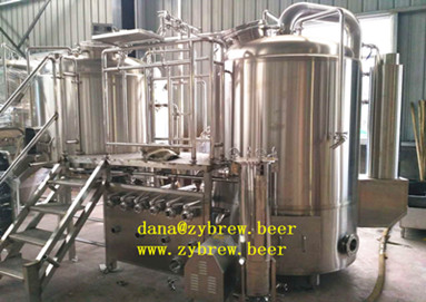 7BBL Brewery System For USA Market