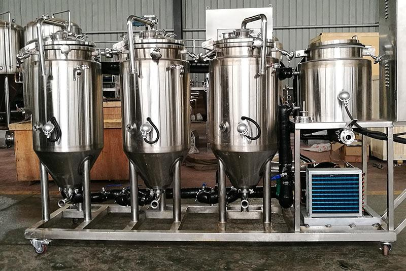home brewery unit