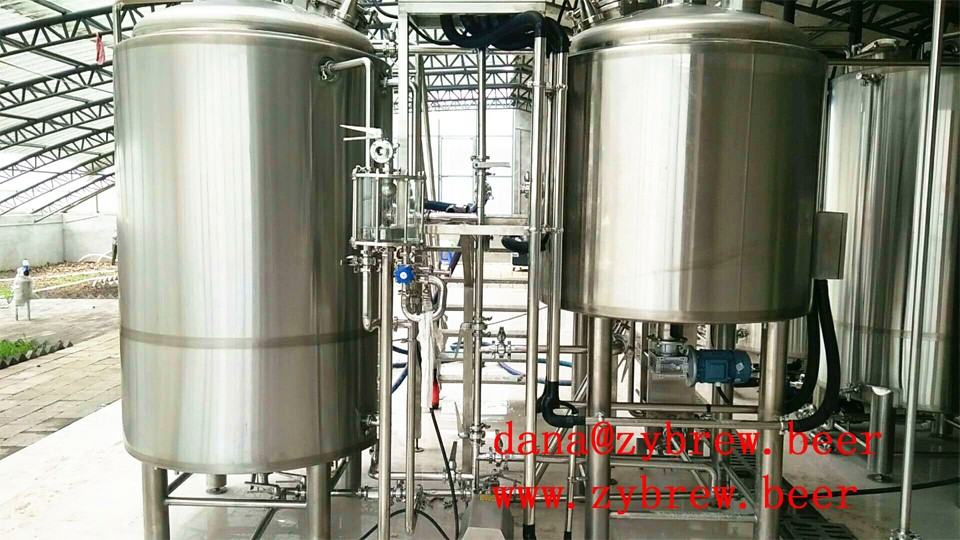 500L Brewery System