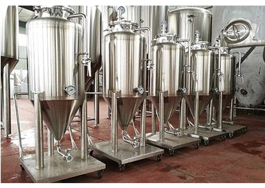 Beer Yeast Storage Tank