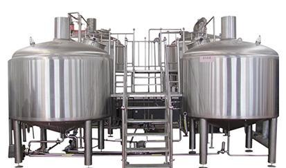 3000L/30HL Brew house