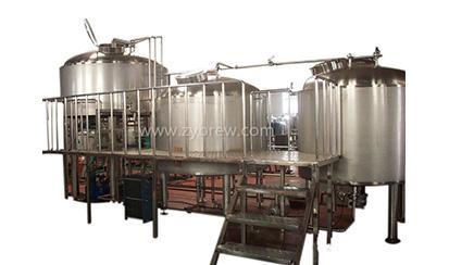 5000L/50HL Brew house