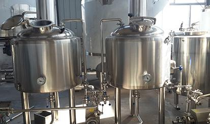 200L Brew house