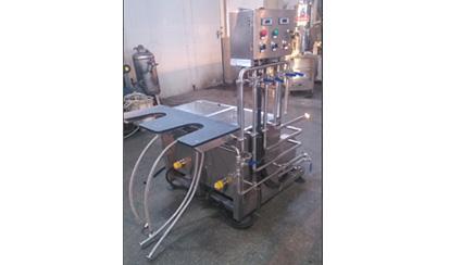 Keg washer by hand HZ-SDX-1