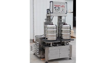 Keg filling and washing combined machine (Standard configuration)