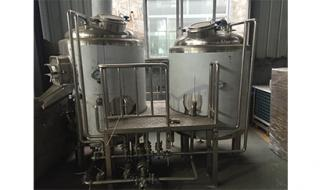 The Advantages of Small Brewing Equipment