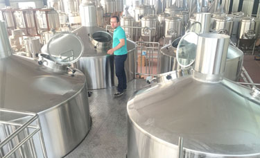 Netherland: 30HL Micro brewery project