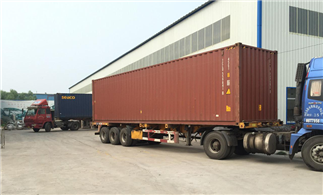 Shipment to Holland