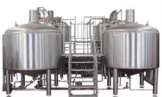 China Micro Beer Brewing Equipment
