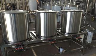 Brewed Beer Equipment Swept The Entire Restaurant Industry