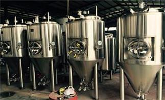High-temperature Malt Beer Production