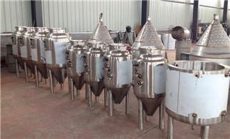 Beer Brewing Equipment Allow Customers Relieved