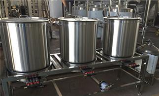 Method of Preserving Raw Beer