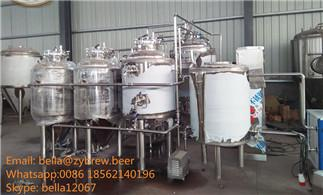 300L Brewery System for Our Australia Client