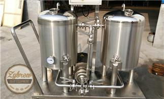 Brewing Equipment Cleaning System