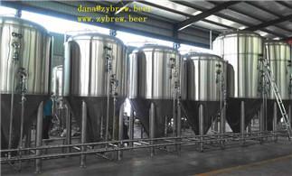 Upgraded Wine Fermentation Tank