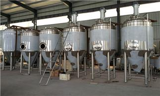 Beer Fermentation Process Has Four Stages