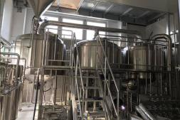 20BBL Three Vessel Brew House