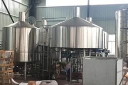 50HL 4 Vessel Brew House