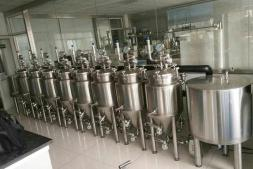 50L Testing Brewery Equipment Factory