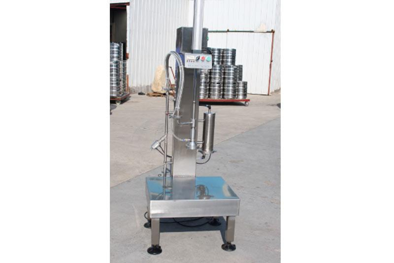 Single Head Keg Filling Machine HZ-GZ-Ⅰ
