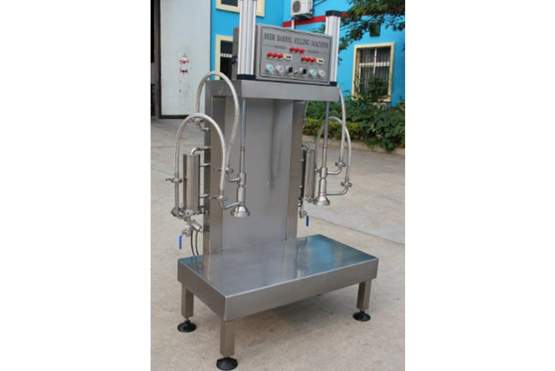 Double Head Keg Filling Machine HZ-GZ-Ⅱ