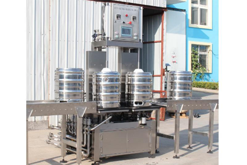 Keg Filling and Washing Combined Machine High Configuration