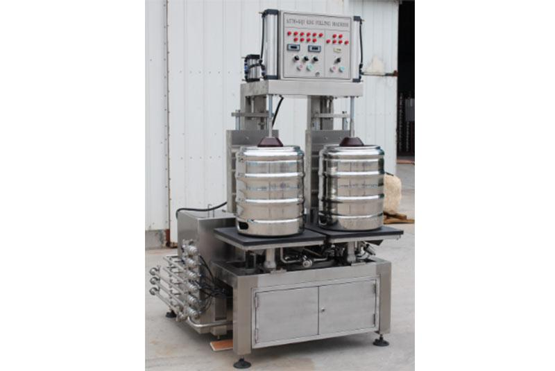 Keg Filling and Washing Combined Machine (Standard Configuration)