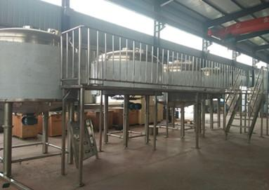 Brew house for our Canada clients