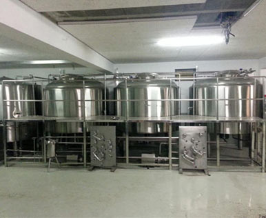 20HL Micro Brewery Project-Switzerland-2014
