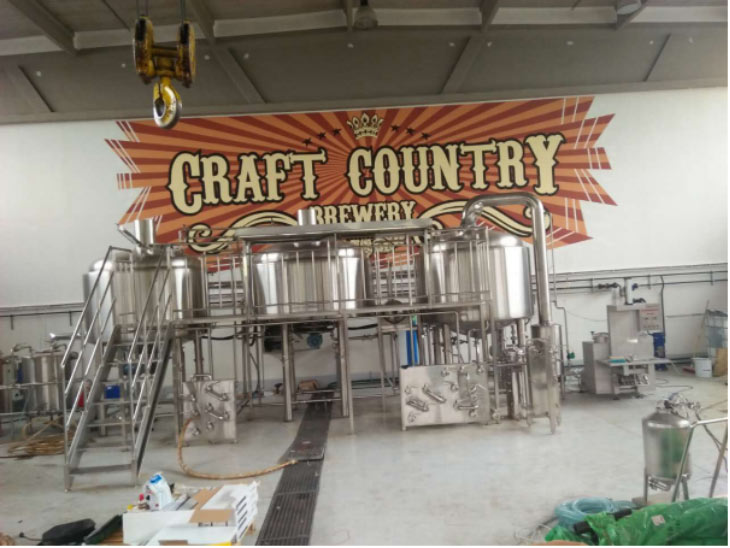 Craft Country Brewery