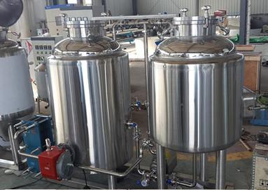 Are you considering home brewery unit?