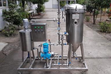 Classification Of Beer Filter System