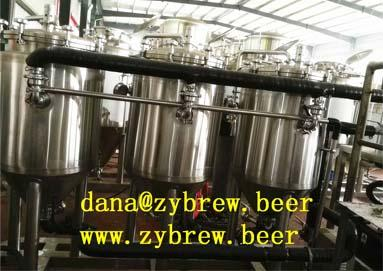 These Are Home Brewing System For 50L and 100L