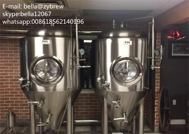 5BBL Brewery System for Canada Clients