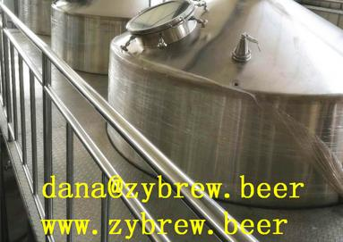 A 2000L Brewery System We are Shipping to Romania
