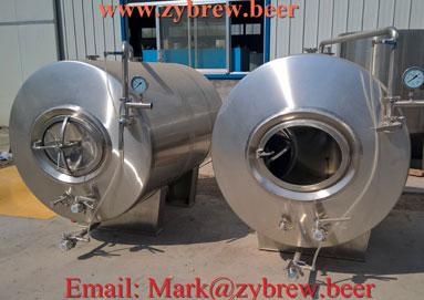 Advantages Of 10HL Three Vessel Brew House