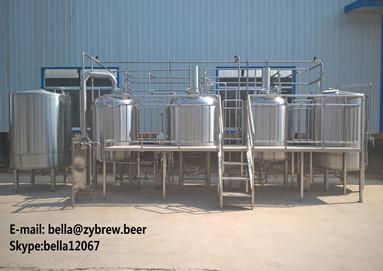 Micro Beer Brewing Equipment Status