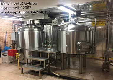 5BBL Brew House Produced For Canada Clients