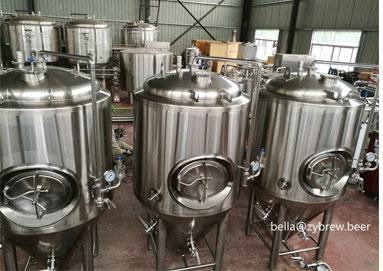 Introduce You To Our 10BBL Fermenter
