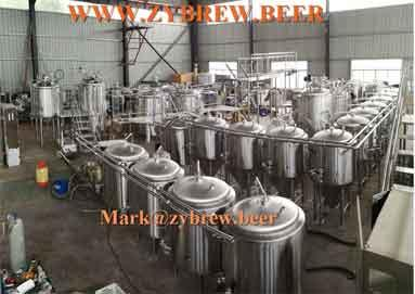 Why There Is Abnormal Change In The Price Of Beer Brewing Equipment?