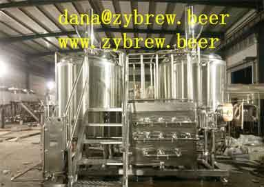 500L Brew House Is Coming To Canada Again For Another Customer