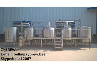 A Complete 1000L Brewery System