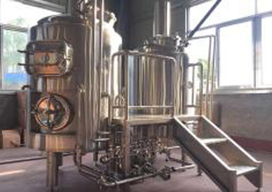 How to clean Brew House Equipment?