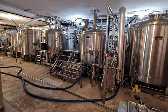 Small / Medium Craft Brewery