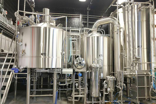 10-20HL / 10-20BBL Craft Brewery System