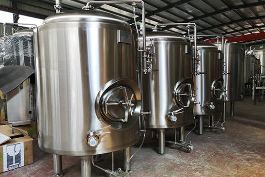 Bright Beer Tank