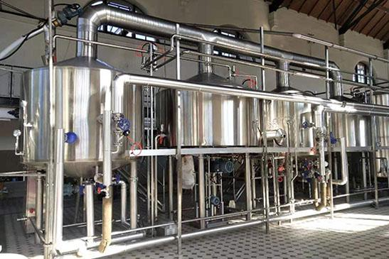30-50HL / 30-50BBL Craft Brewery Equipment