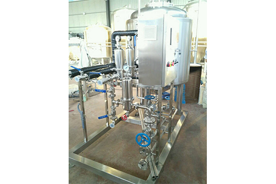 Yeast Propagation Unit
