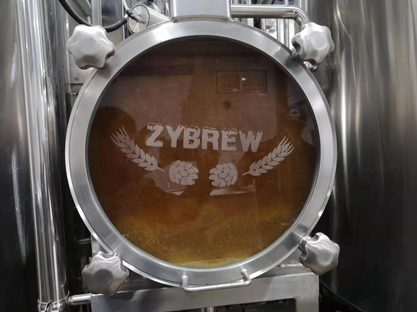 10000HL/Y Micro Brewery Project